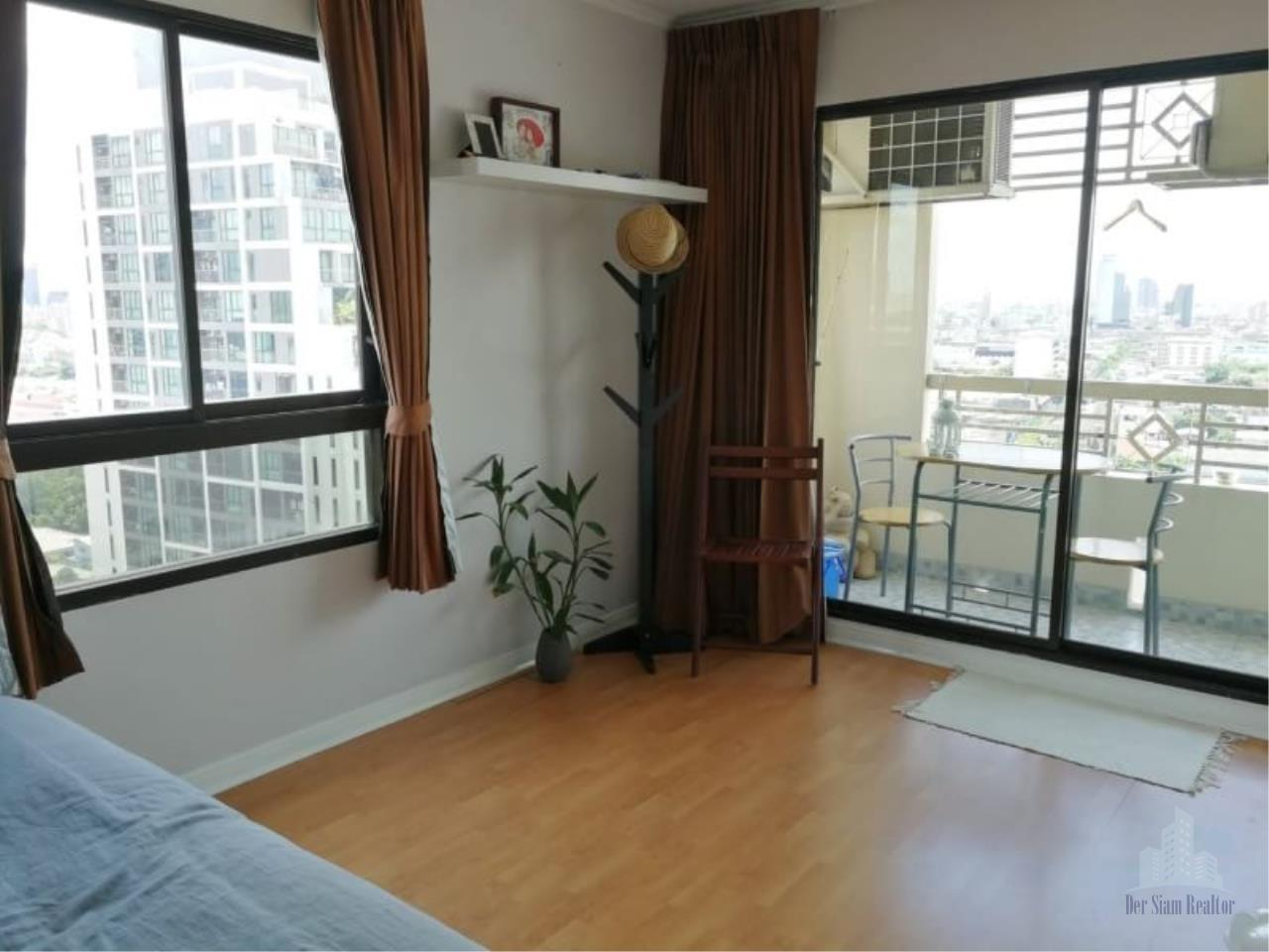 Smart Asset Management Agency's Best Unit!! For Rent  Lumpini Ville phahon - sutthisan  near BTS saphankwai /   2 bedroom  66.35 sq.m. 11