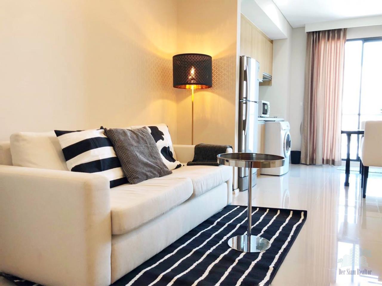 Smart Asset Management Agency's Best Unit!! For Rent  Villa Asoke  /   1  bedroom   41 sq.m. 1