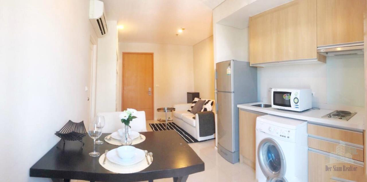 Smart Asset Management Agency's Best Unit!! For Rent  Villa Asoke  /   1  bedroom   41 sq.m. 2