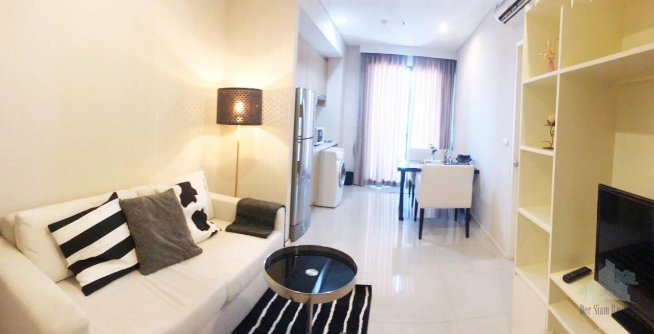 Smart Asset Management Agency's Best Unit!! For Rent  Villa Asoke  /   1  bedroom   41 sq.m. 3