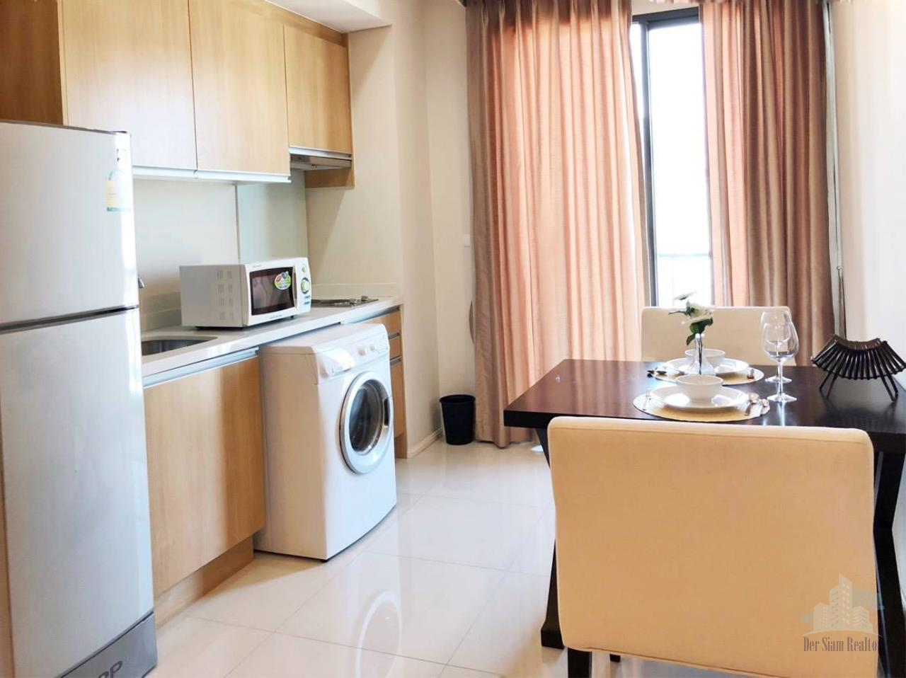 Smart Asset Management Agency's Best Unit!! For Rent  Villa Asoke  /   1  bedroom   41 sq.m. 4