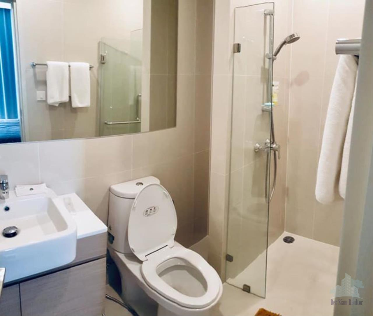 Smart Asset Management Agency's Best Unit!! For Rent  Noble Revolve ratchada 2 near MRT Thai cultural center /   1 bedroom28 sq.m. 6