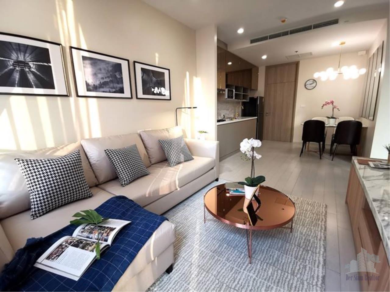Smart Asset Management Agency's Best Unit!! For Rent Noble Ploenchit  near BTS ploenchit /  2 bedrooms  77 sqm.  Tower C 6