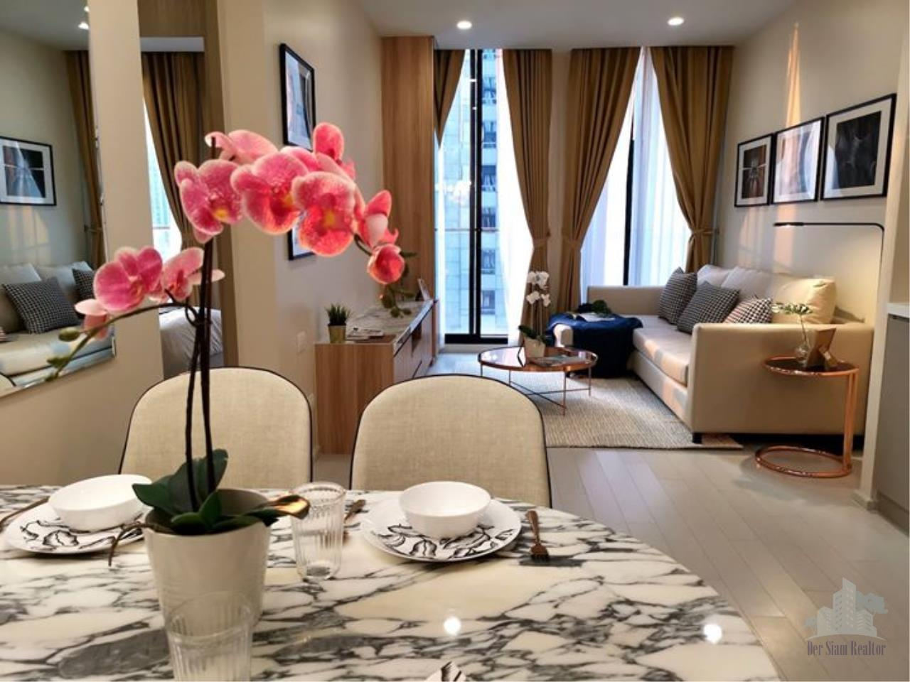 Smart Asset Management Agency's Best Unit!! For Rent Noble Ploenchit  near BTS ploenchit /  2 bedrooms  77 sqm.  Tower C 13