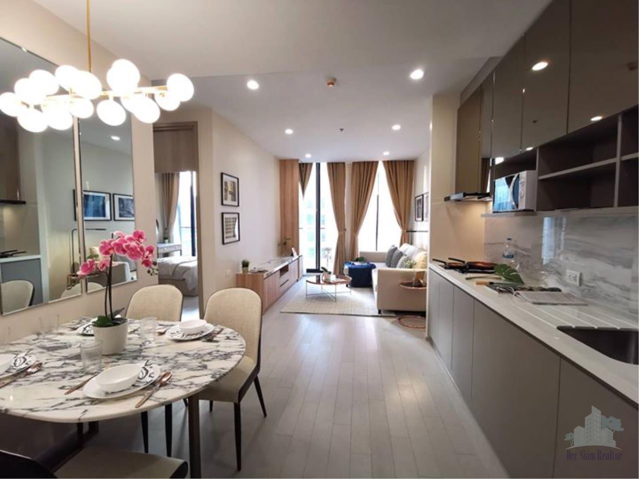 Smart Asset Management Agency's Best Unit!! For Rent Noble Ploenchit  near BTS ploenchit /  2 bedrooms  77 sqm.  Tower C 2
