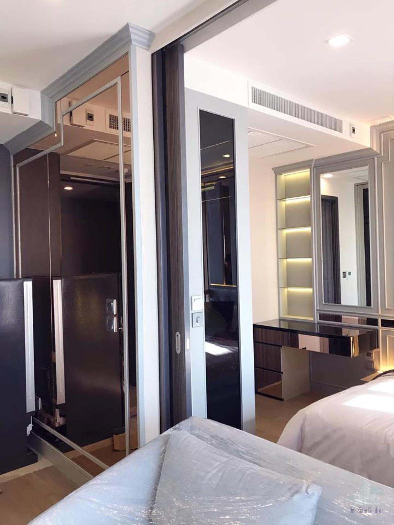 Smart Asset Management Agency's Best Unit!! For  Rent Ashton Asoke near MRT sukhumvit /    1 bed 1 bath 34.5 sq.m.   4