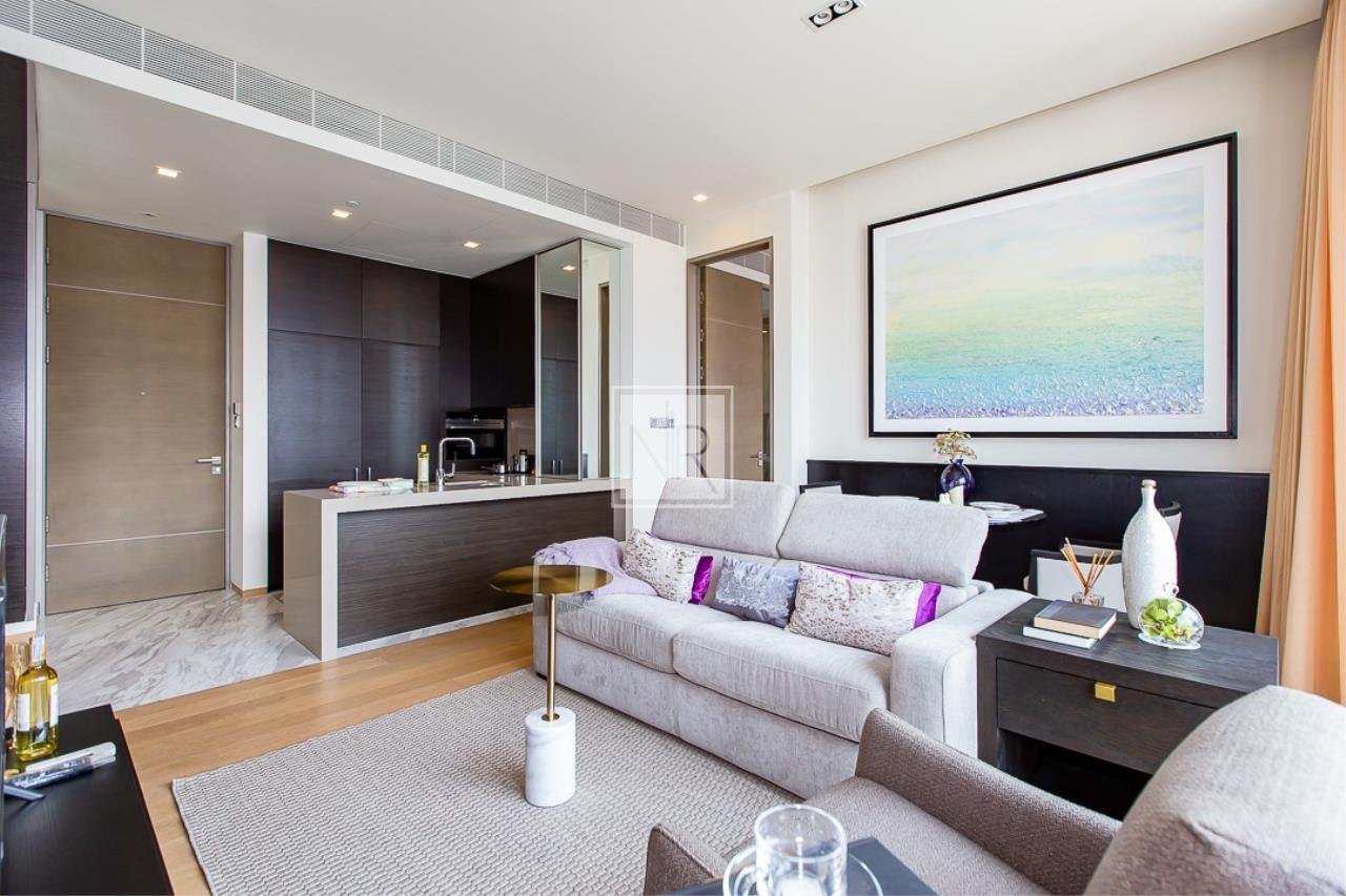 Agent - Nicharat Suwanritkul Agency's Saladaeng one 1 bed 55 sq.m (52k) 4