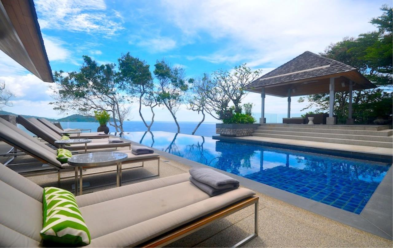 Phuket Immobiliere Agency Co.Ltd. Agency's Samsara Oceanfront Villa 1