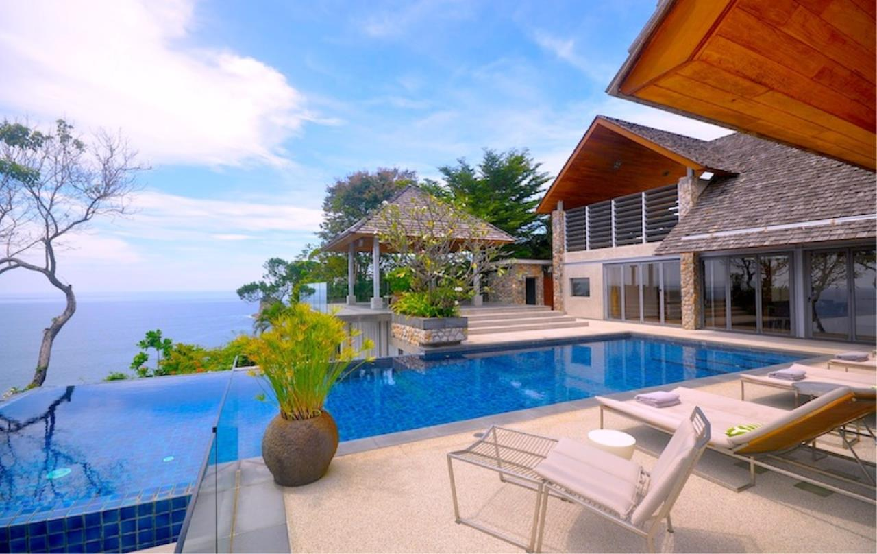 Phuket Immobiliere Agency Co.Ltd. Agency's Samsara Oceanfront Villa 6