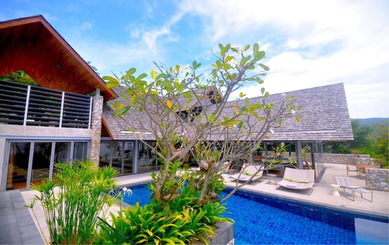 Phuket Immobiliere Agency Co.Ltd. Agency's Samsara Oceanfront Villa 7