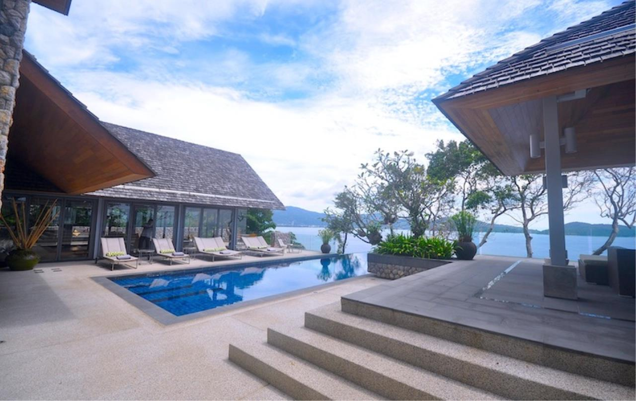 Phuket Immobiliere Agency Co.Ltd. Agency's Samsara Oceanfront Villa 9