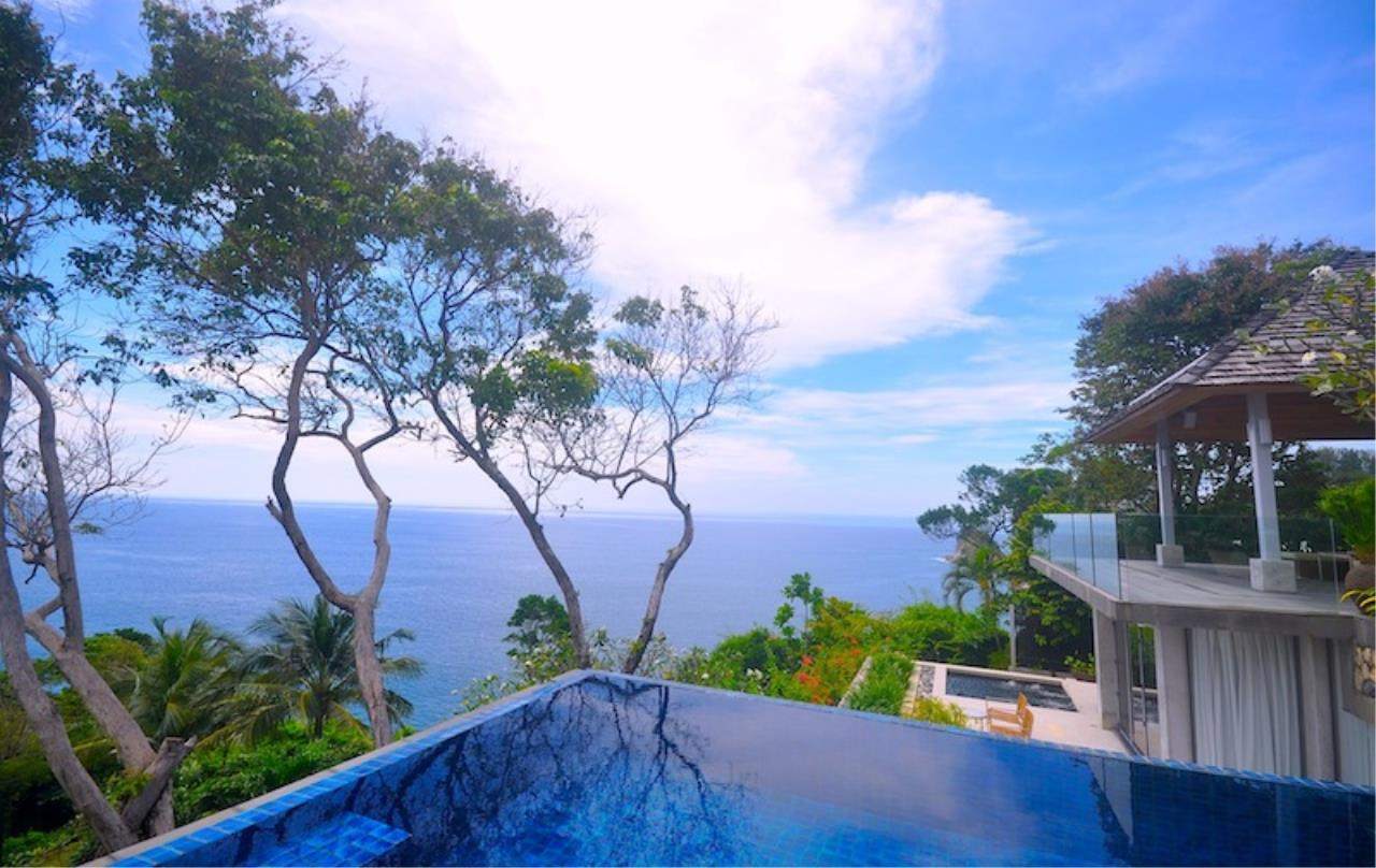 Phuket Immobiliere Agency Co.Ltd. Agency's Samsara Oceanfront Villa 16