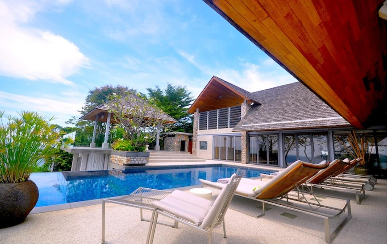 Phuket Immobiliere Agency Co.Ltd. Agency's Samsara Oceanfront Villa 17