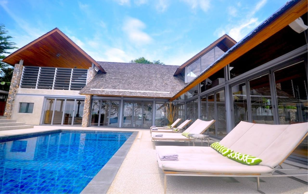 Phuket Immobiliere Agency Co.Ltd. Agency's Samsara Oceanfront Villa 18