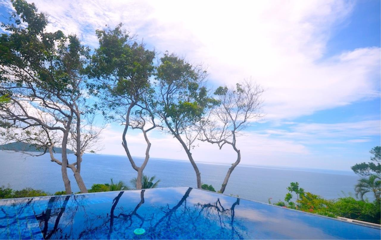 Phuket Immobiliere Agency Co.Ltd. Agency's Samsara Oceanfront Villa 19