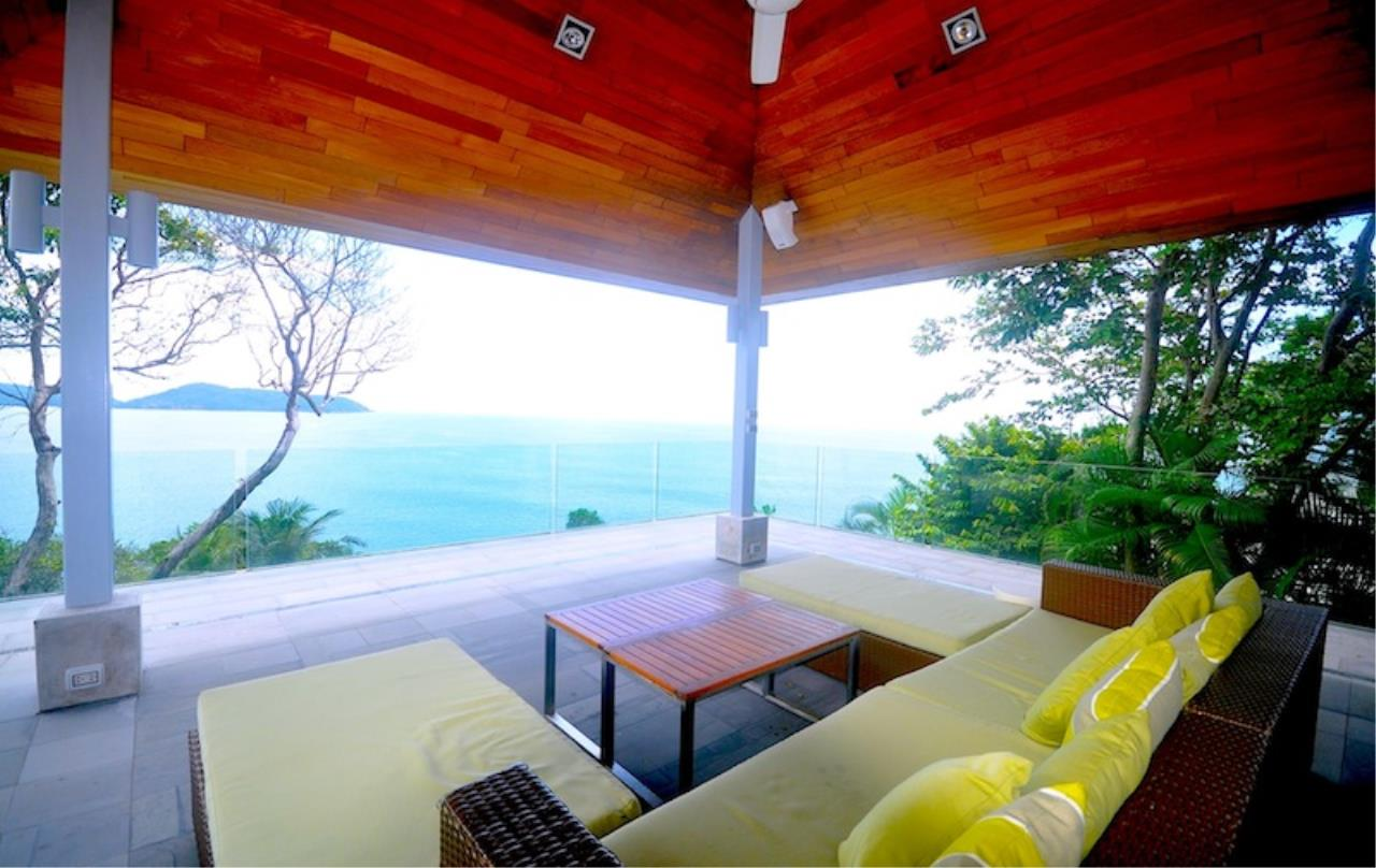 Phuket Immobiliere Agency Co.Ltd. Agency's Samsara Oceanfront Villa 21