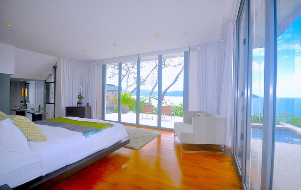 Phuket Immobiliere Agency Co.Ltd. Agency's Samsara Oceanfront Villa 30