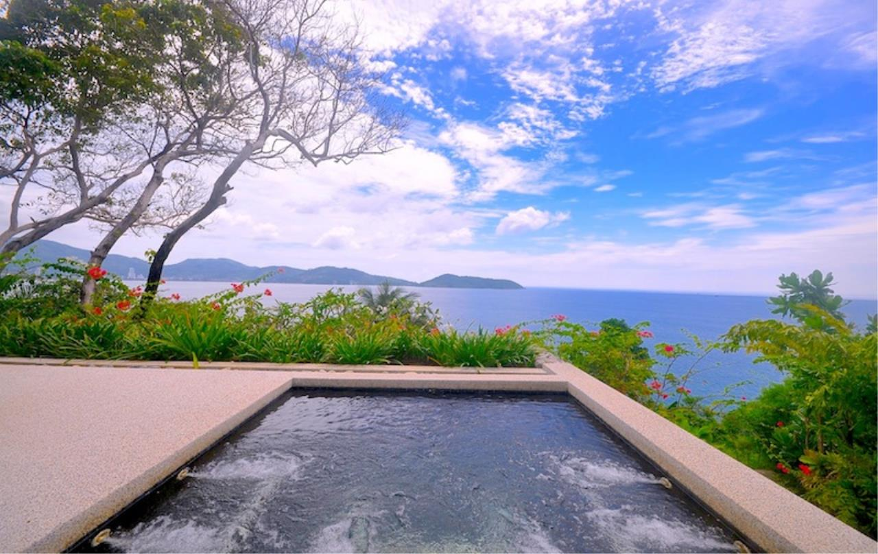 Phuket Immobiliere Agency Co.Ltd. Agency's Samsara Oceanfront Villa 33