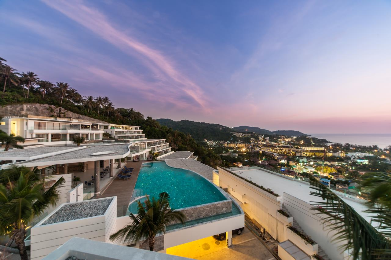 Phuket Immobiliere Agency Co.Ltd. Agency's Kata Panoramic Sea View Condominium 3