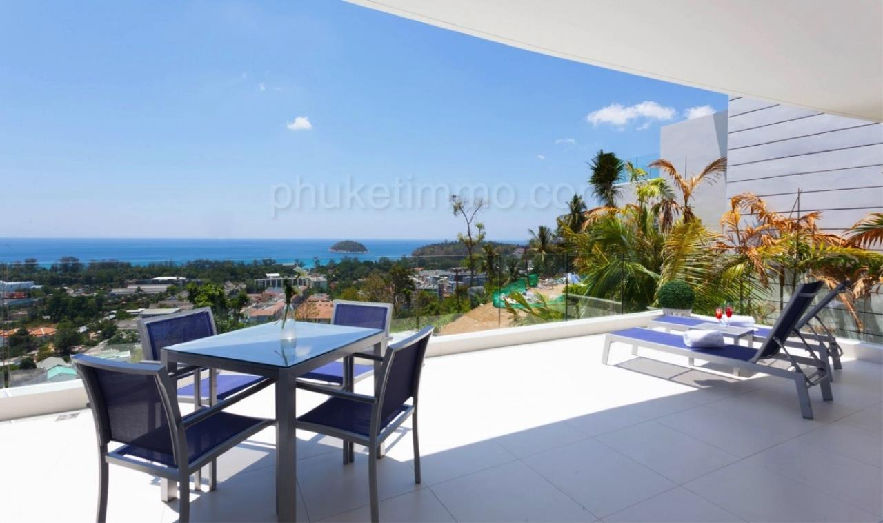 Phuket Immobiliere Agency Co.Ltd. Agency's Kata Panoramic Sea View Condominium 9