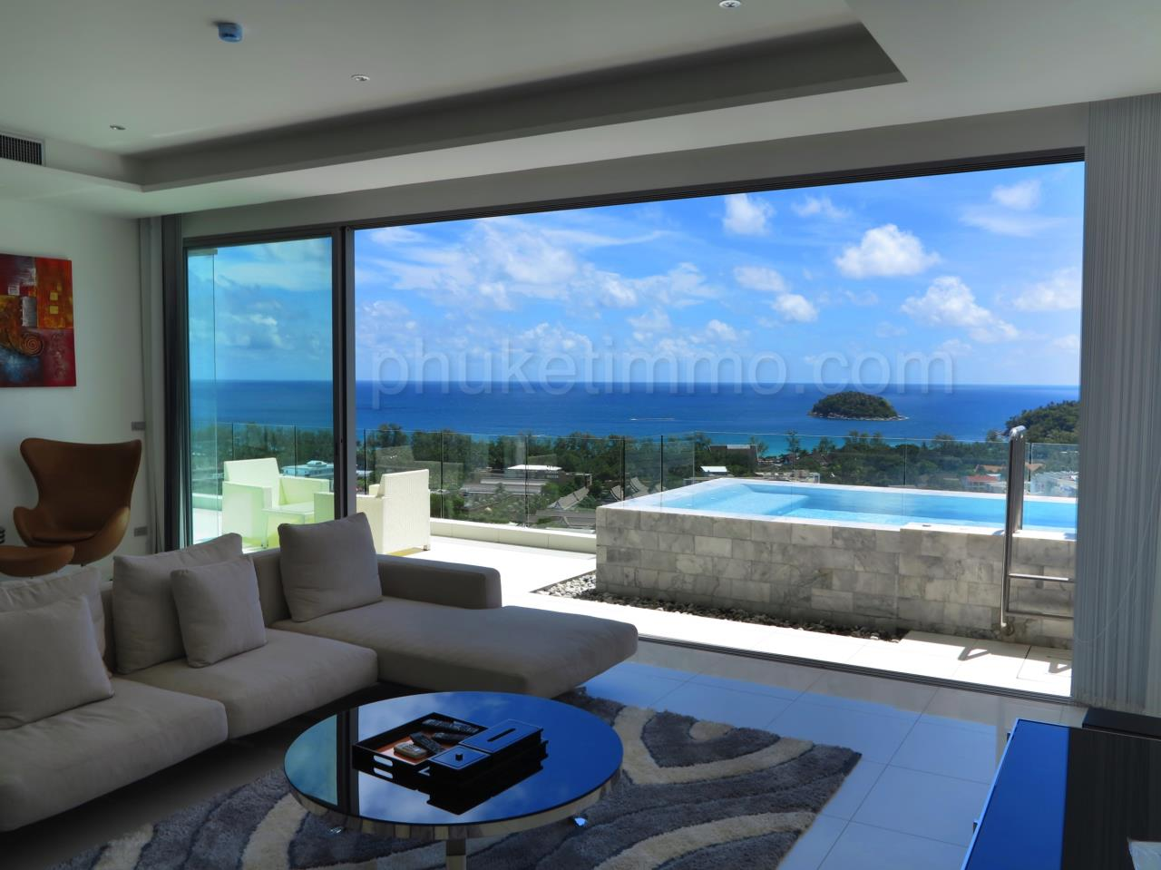 Phuket Immobiliere Agency Co.Ltd. Agency's Kata Panoramic Sea View Condominium 10
