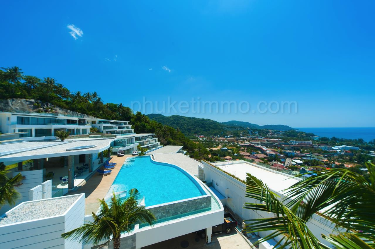 Phuket Immobiliere Agency Co.Ltd. Agency's Kata Panoramic Sea View Condominium 2