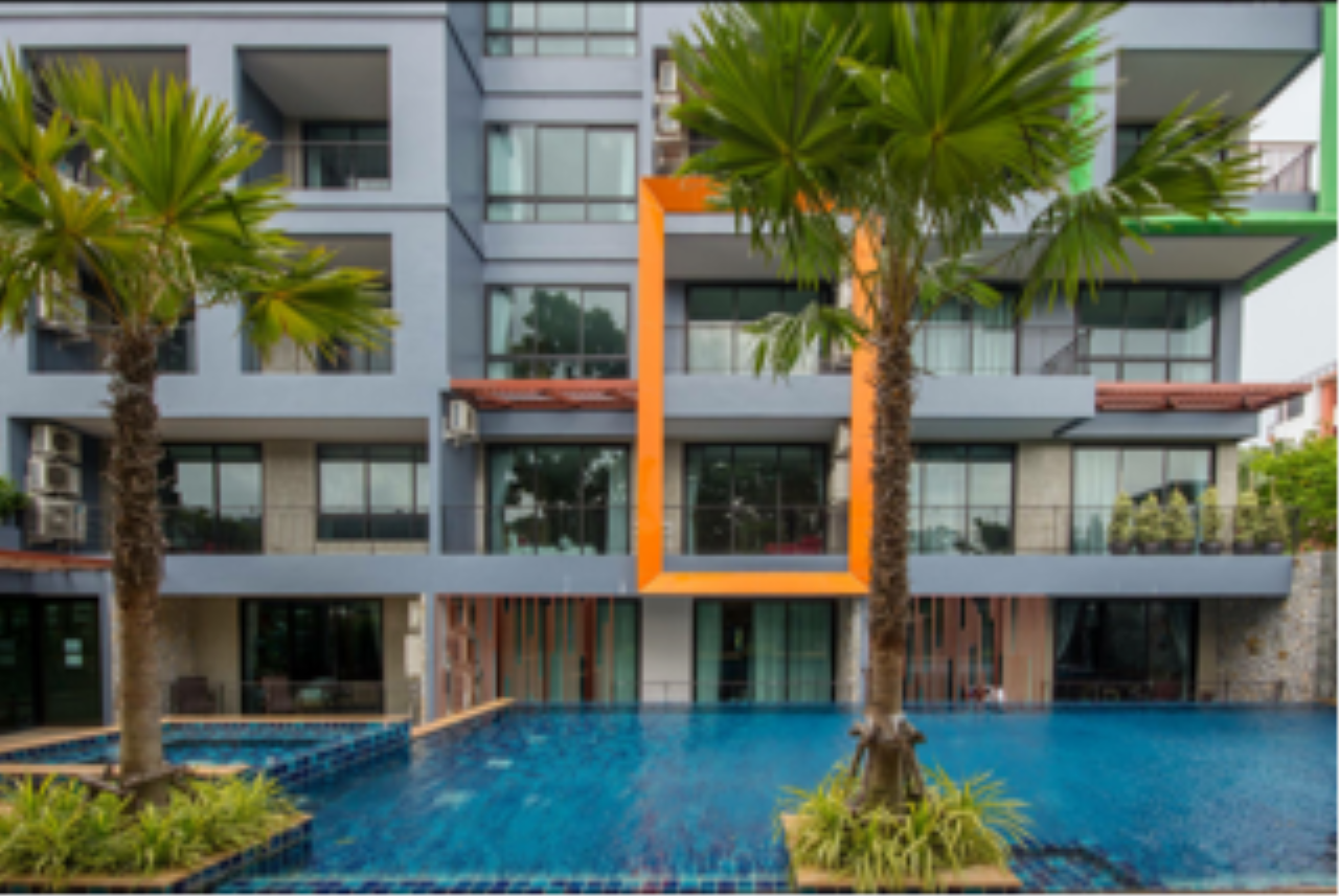 Phuket Immobiliere Agency Co.Ltd. Agency's The Windy Condominium 2