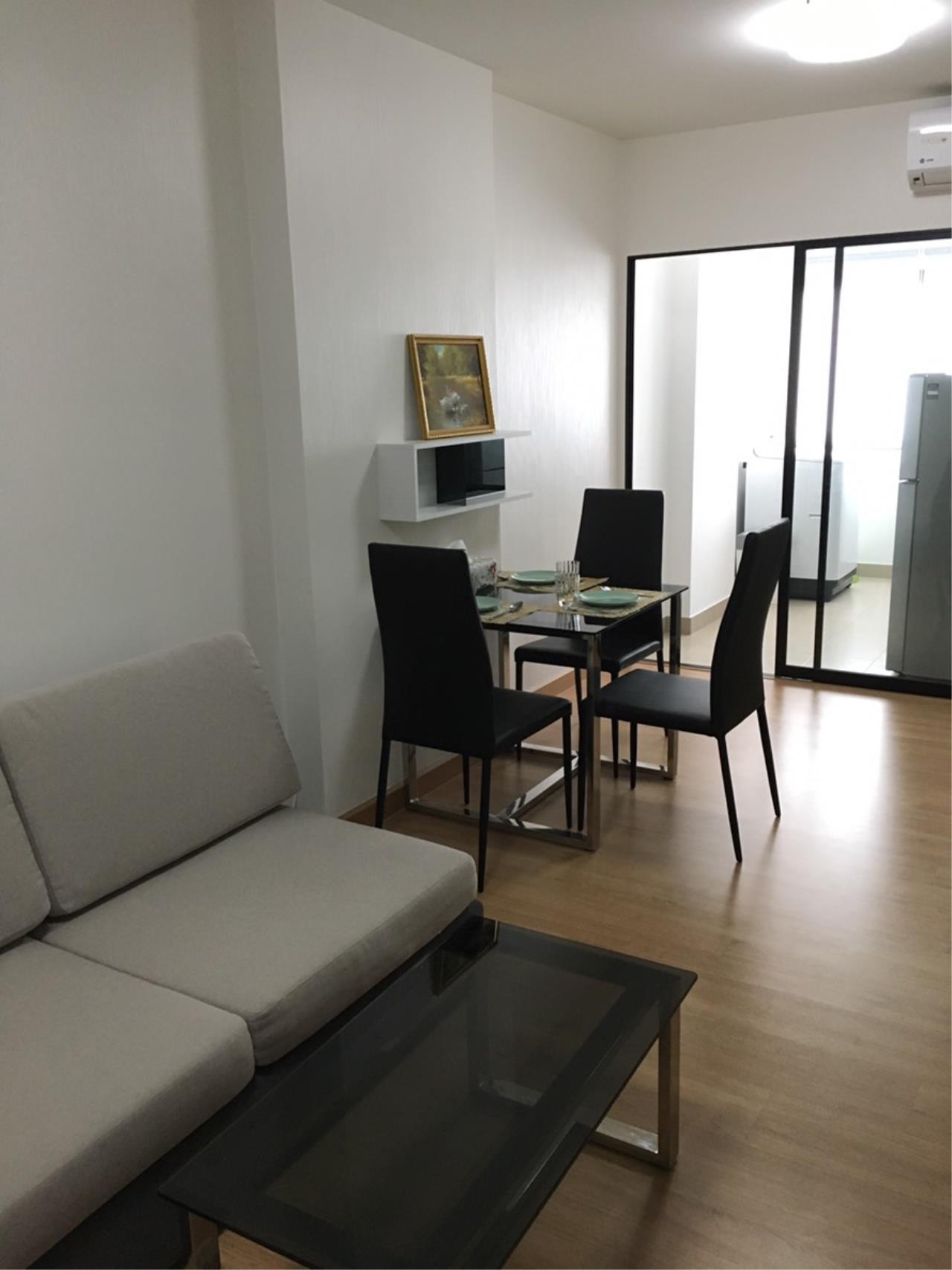 Agent - Lampaopan Intakornudom Agency's Supalai loft Changwattana for rent  4