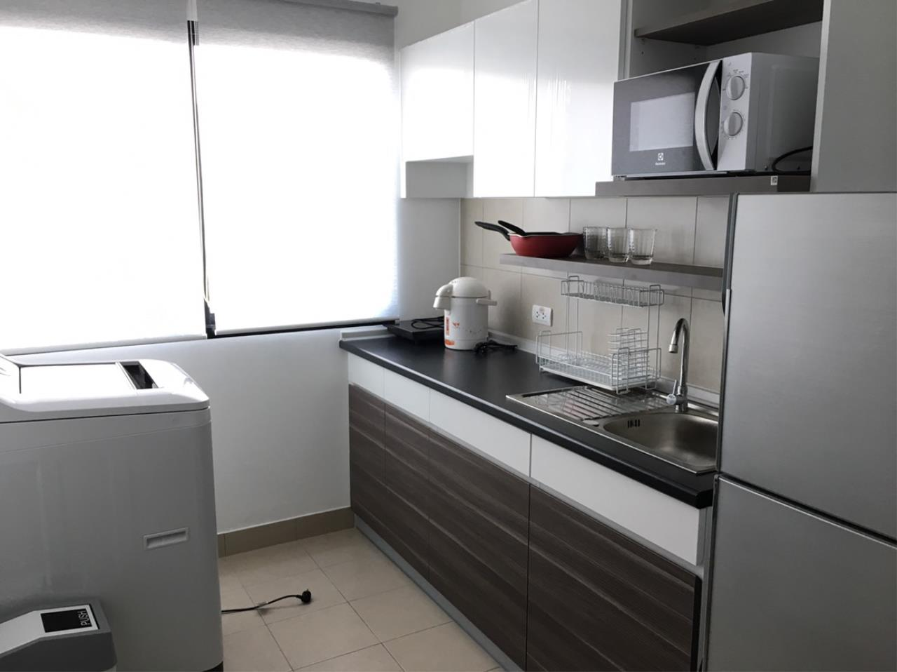 Agent - Lampaopan Intakornudom Agency's Supalai loft Changwattana for rent  7