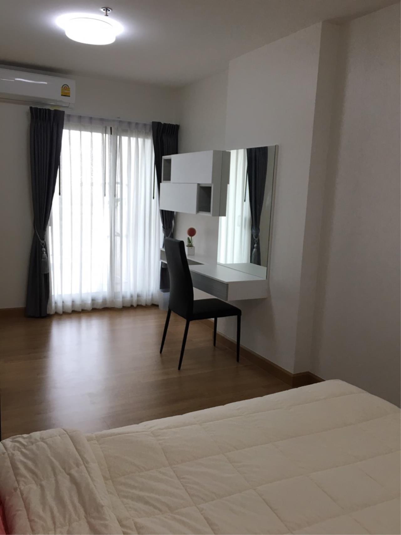 Agent - Lampaopan Intakornudom Agency's Supalai loft Changwattana for rent  9