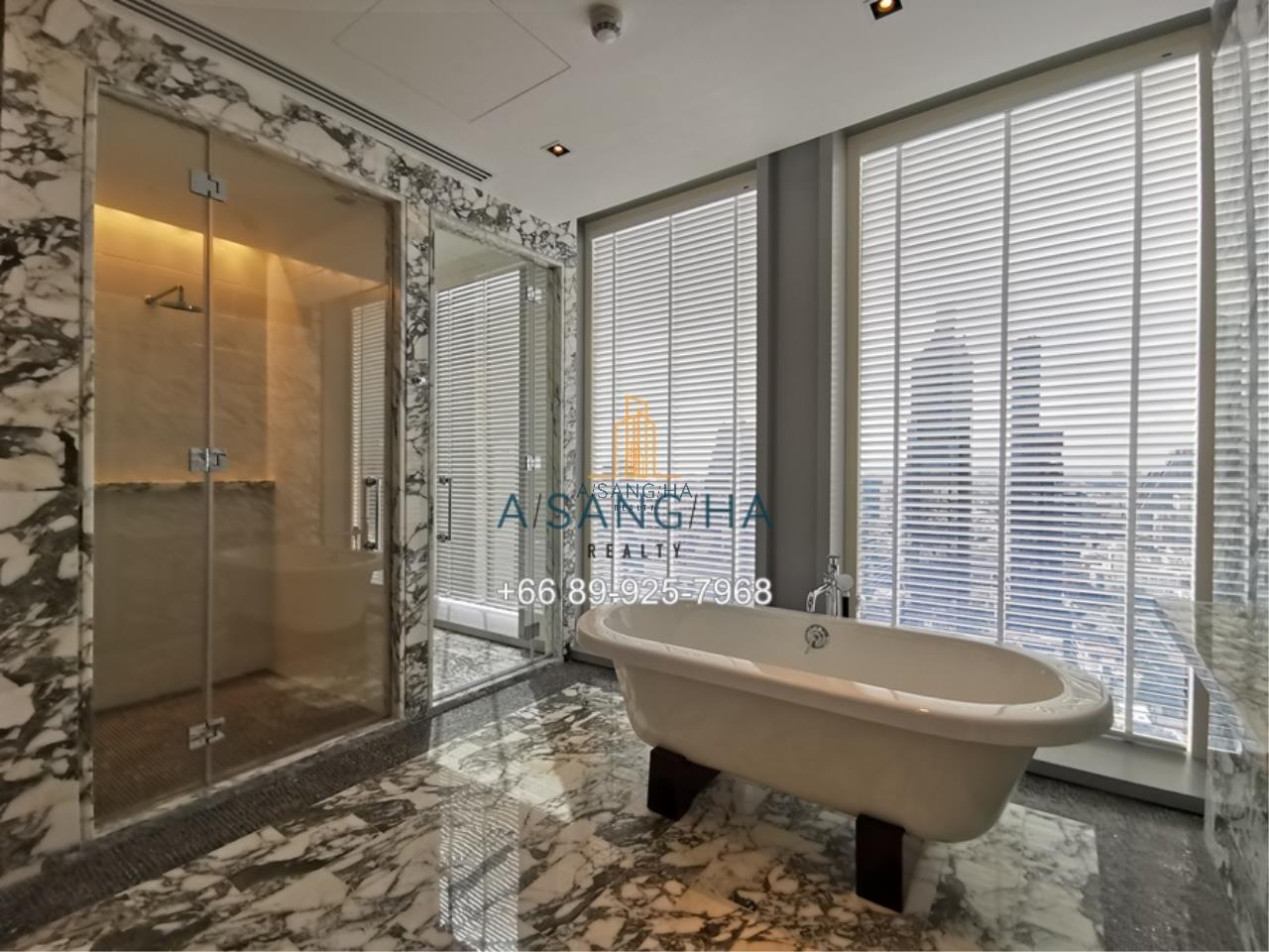 Asangha Realty Agency's [Rent] The Ritz-Carlton 3Bed 210 sqm. 7