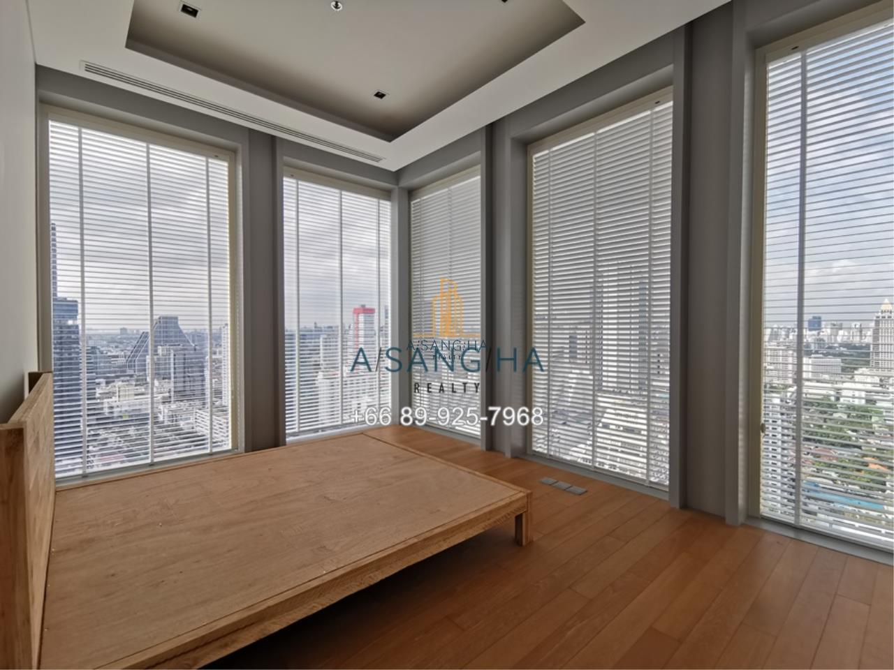 Asangha Realty Agency's [Rent] The Ritz-Carlton 3Bed 210 sqm. 3
