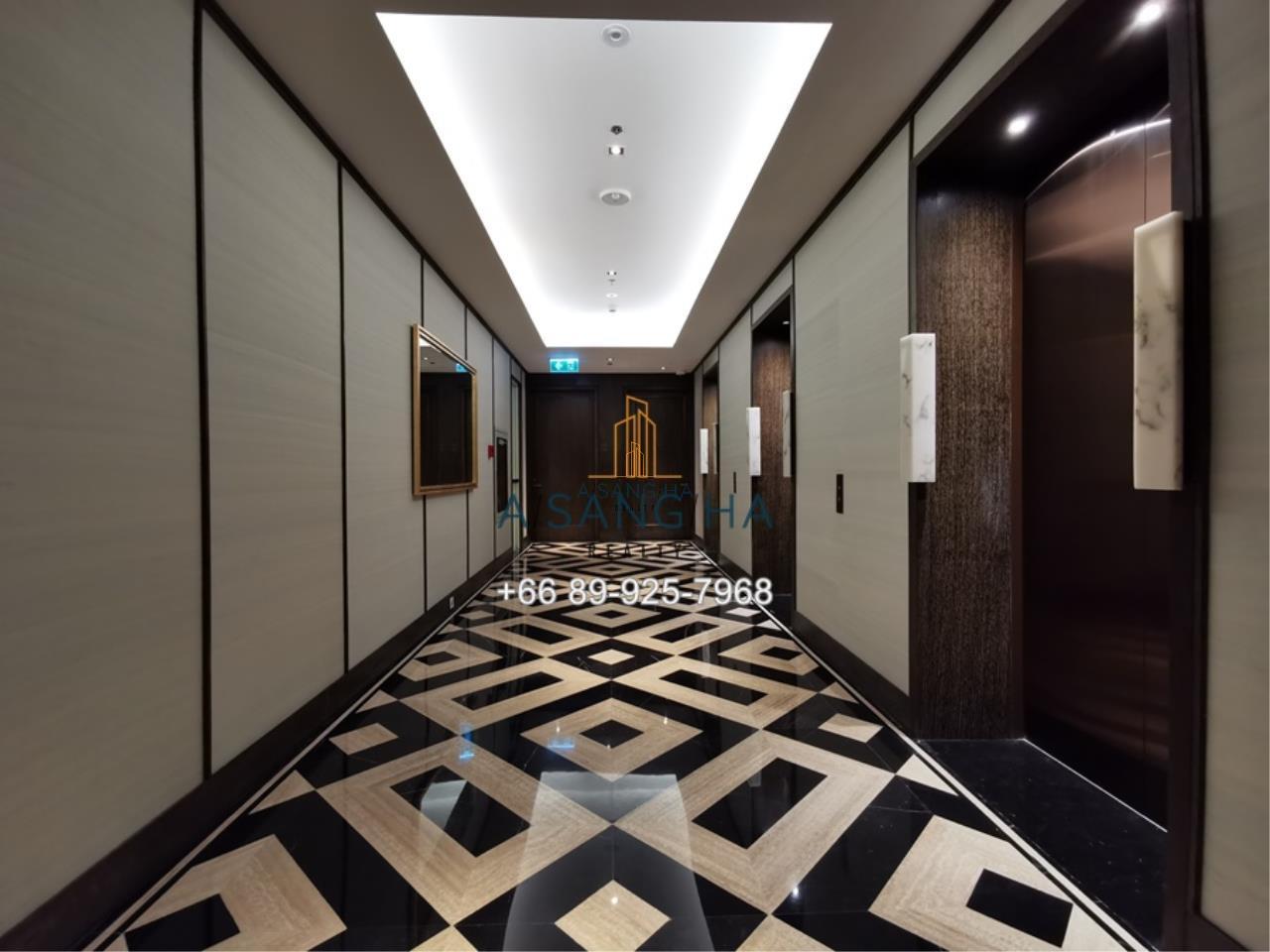 Asangha Realty Agency's [Rent] The Ritz-Carlton 3Bed 210 sqm. 9