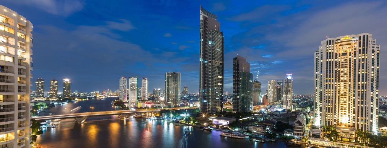 Asangha Realty Agency's One bed room with The Chaophraya River view For Sale  1