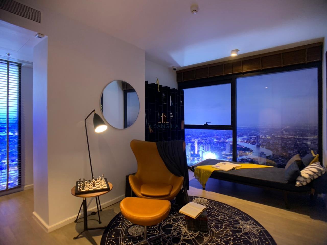 Asangha Realty Agency's [Sale] The Loft Siom Sliom 2 BRS Duplex 5