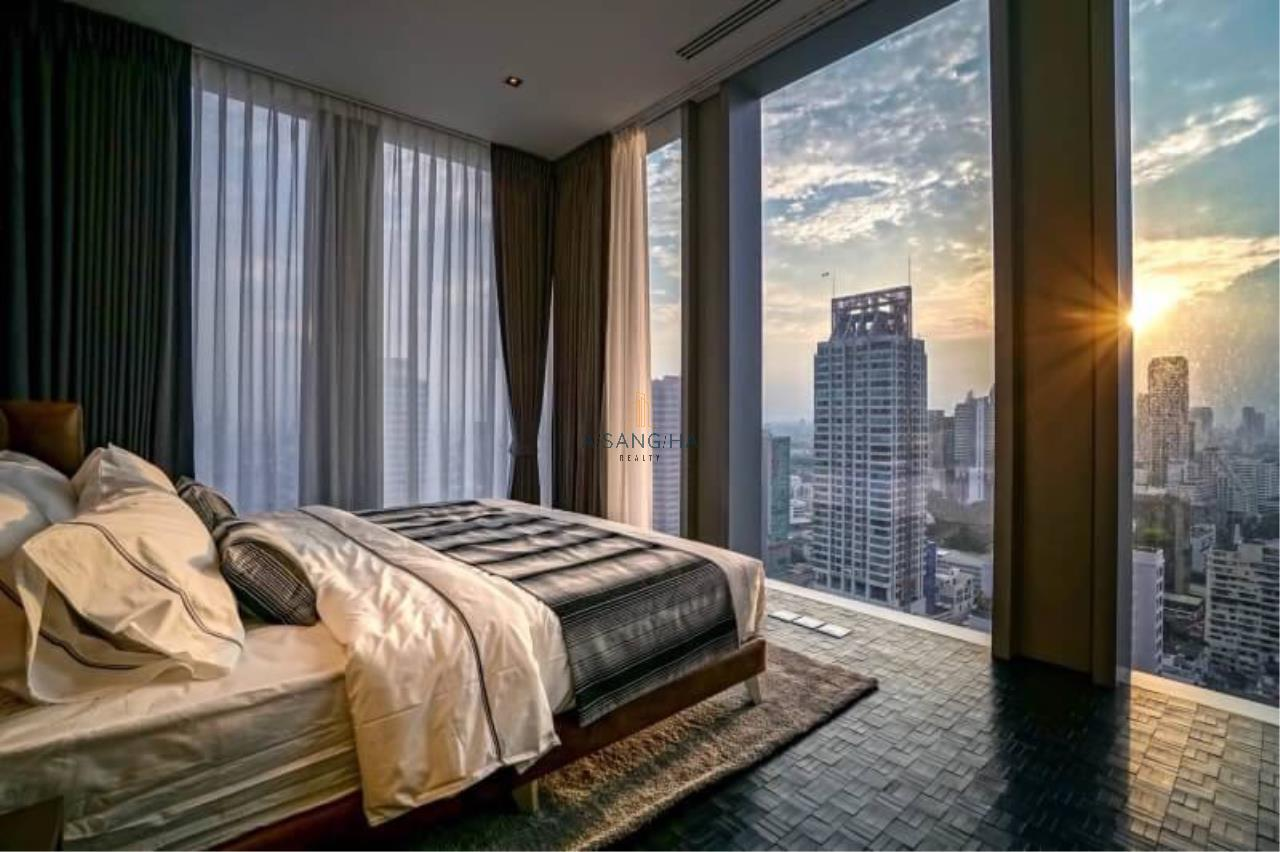 Asangha Realty Agency's The Ritz Carlton Residences 2 Bedroom with Balcony For Sale  1