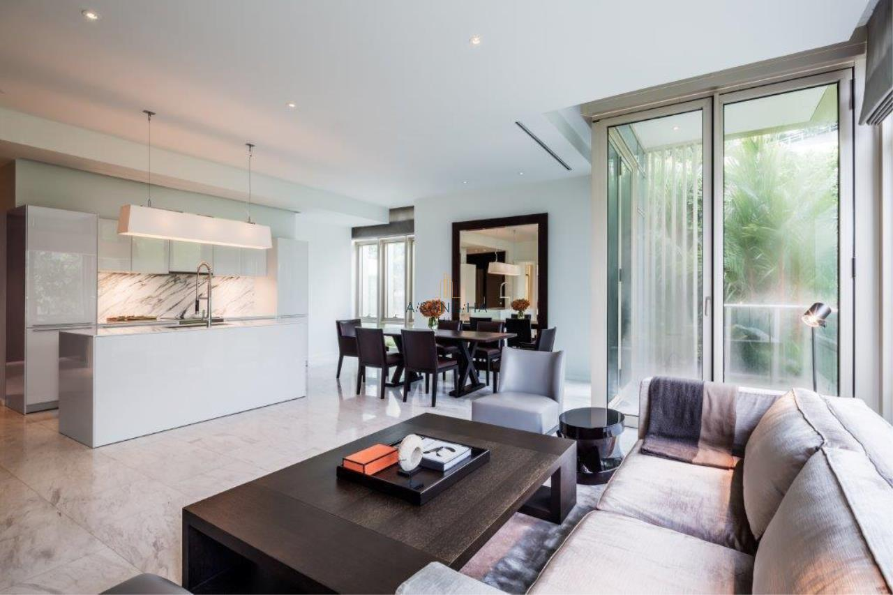 Asangha Realty Agency's 1 BEDROOM FOR SALE AT FOUR SEASONS PRIVATE RESIDENCES BANGKOK 5