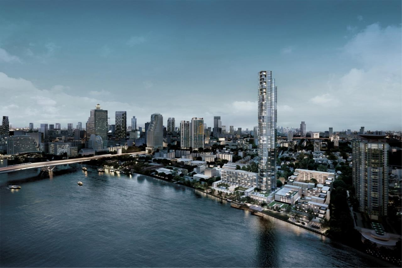 Asangha Realty Agency's 1 BEDROOM FOR SALE AT FOUR SEASONS PRIVATE RESIDENCES BANGKOK 1