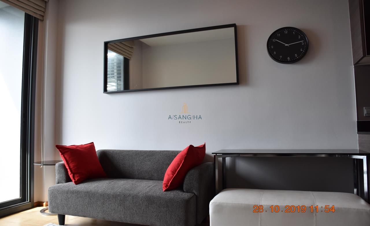 Asangha Realty Agency's For Rent - KEYNE BY SANSIRI at Thonhlo 1 bed reat  Very High Floor with great view   3