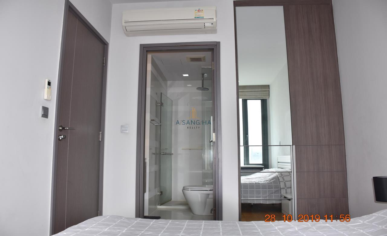 Asangha Realty Agency's For Rent - KEYNE BY SANSIRI at Thonhlo 1 bed reat  Very High Floor with great view   6