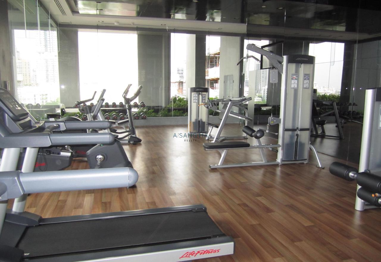 Asangha Realty Agency's For Rent - KEYNE BY SANSIRI at Thonhlo 1 bed reat  Very High Floor with great view   13