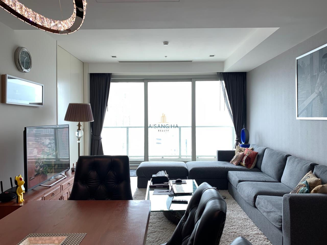 Asangha Realty Agency's Sell The River condominium  2 Bedrooms  (Iconsiam View ) 2
