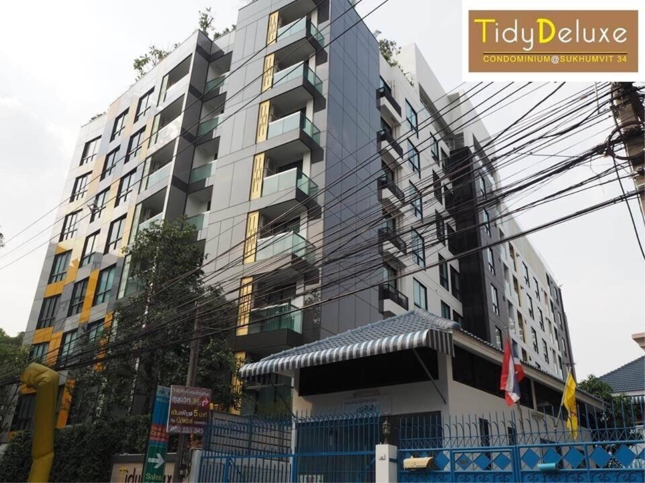 Edman & Partners Co.,Ltd. Agency's Tidy Deluxe Sukhumvit 34 12