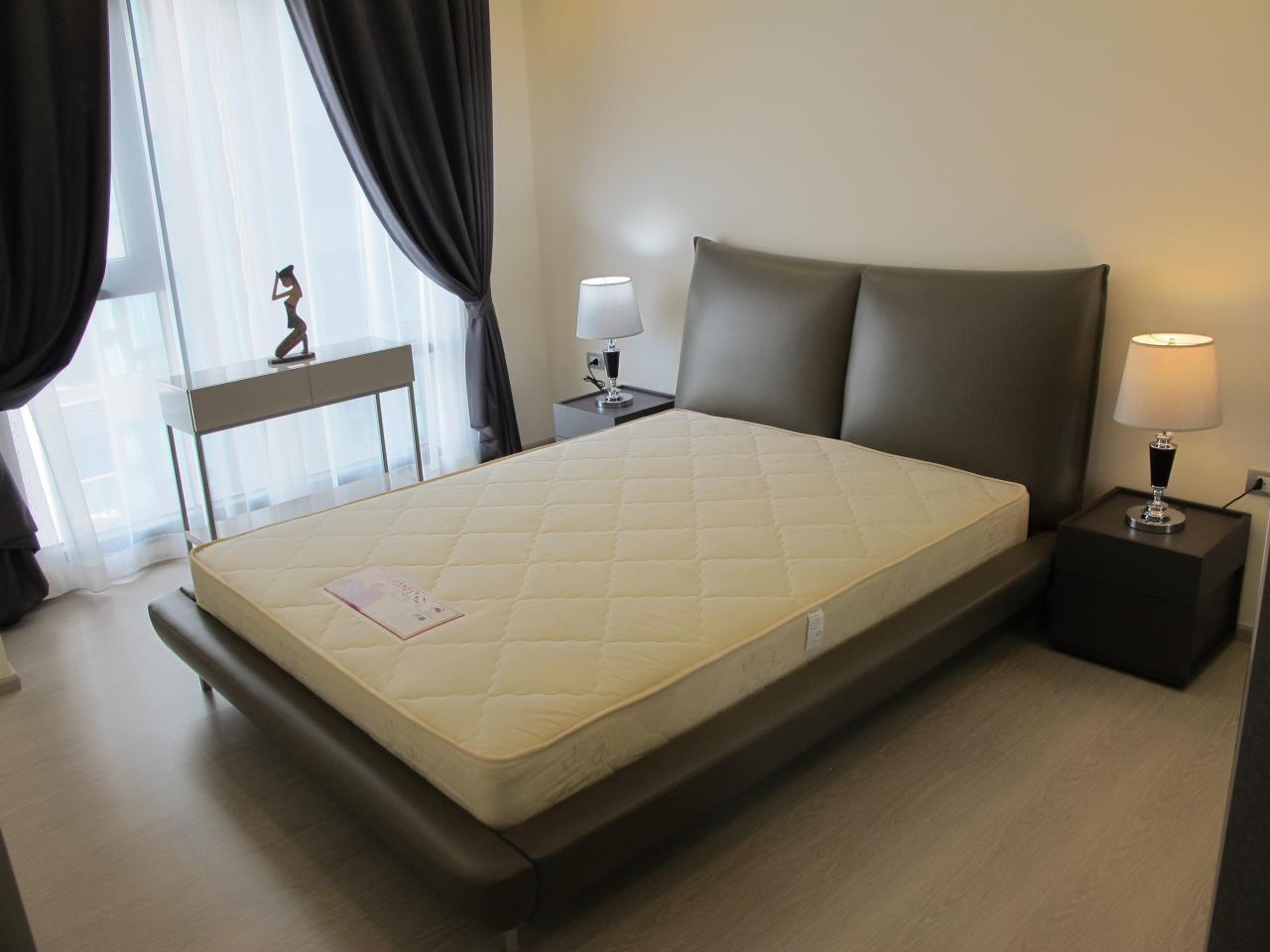 Edman and Partners Co.,Ltd Agency's 2 Bed For Rent Rhythm Sukhumvit 36-38 7