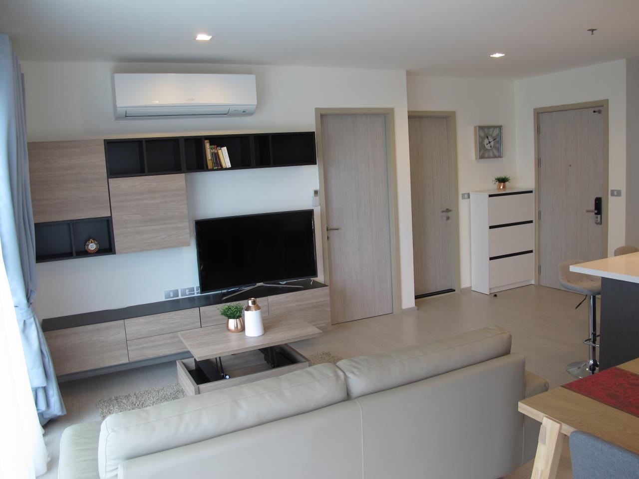 Edman & Partners Co.,Ltd. Agency's 2 Bed For Rent Rhythm Sukhumvit 36-38 1