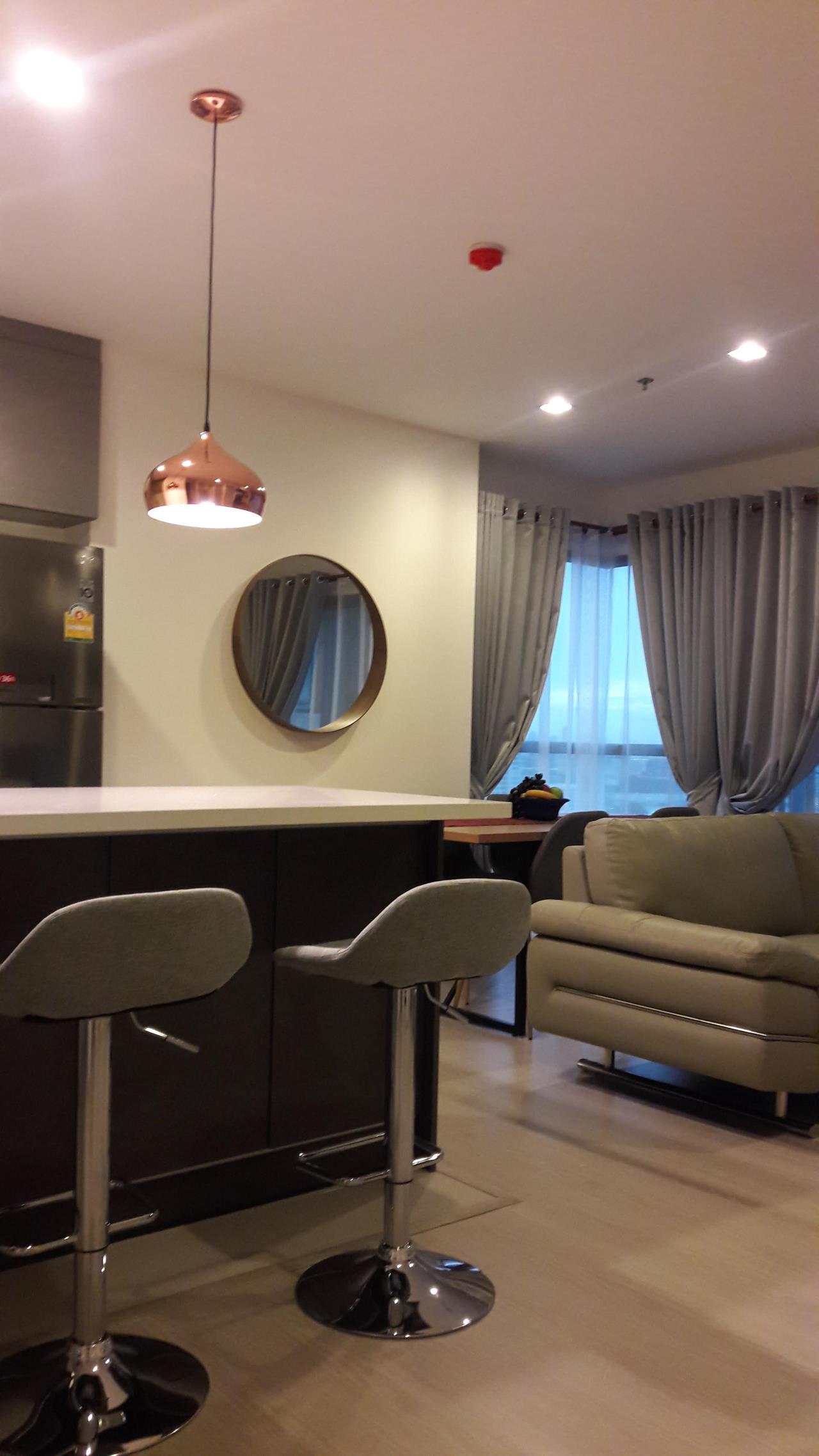 Edman & Partners Co.,Ltd. Agency's 2 Bed For Rent Rhythm Sukhumvit 36-38 3