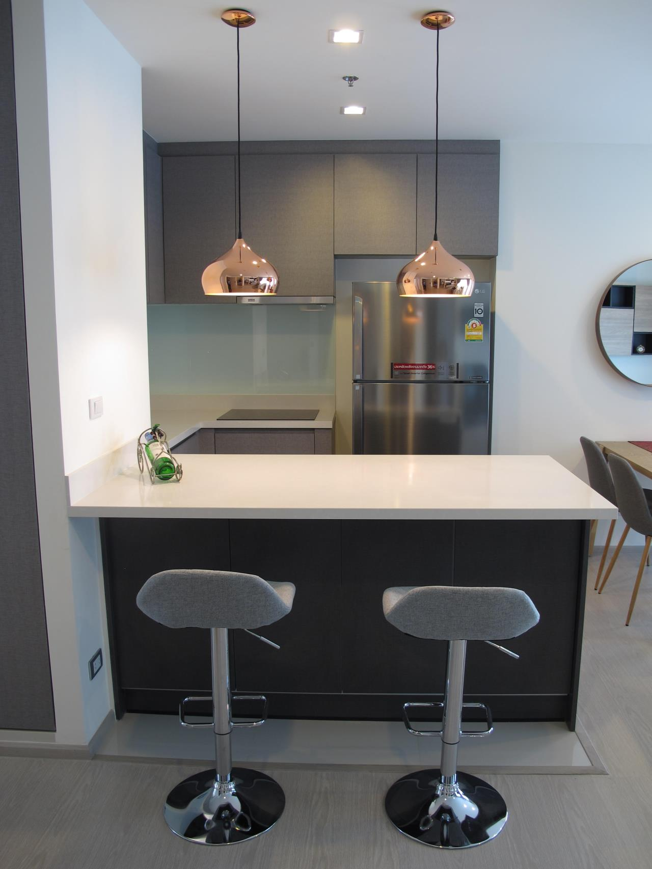 Edman & Partners Co.,Ltd. Agency's 2 Bed For Rent Rhythm Sukhumvit 36-38 5