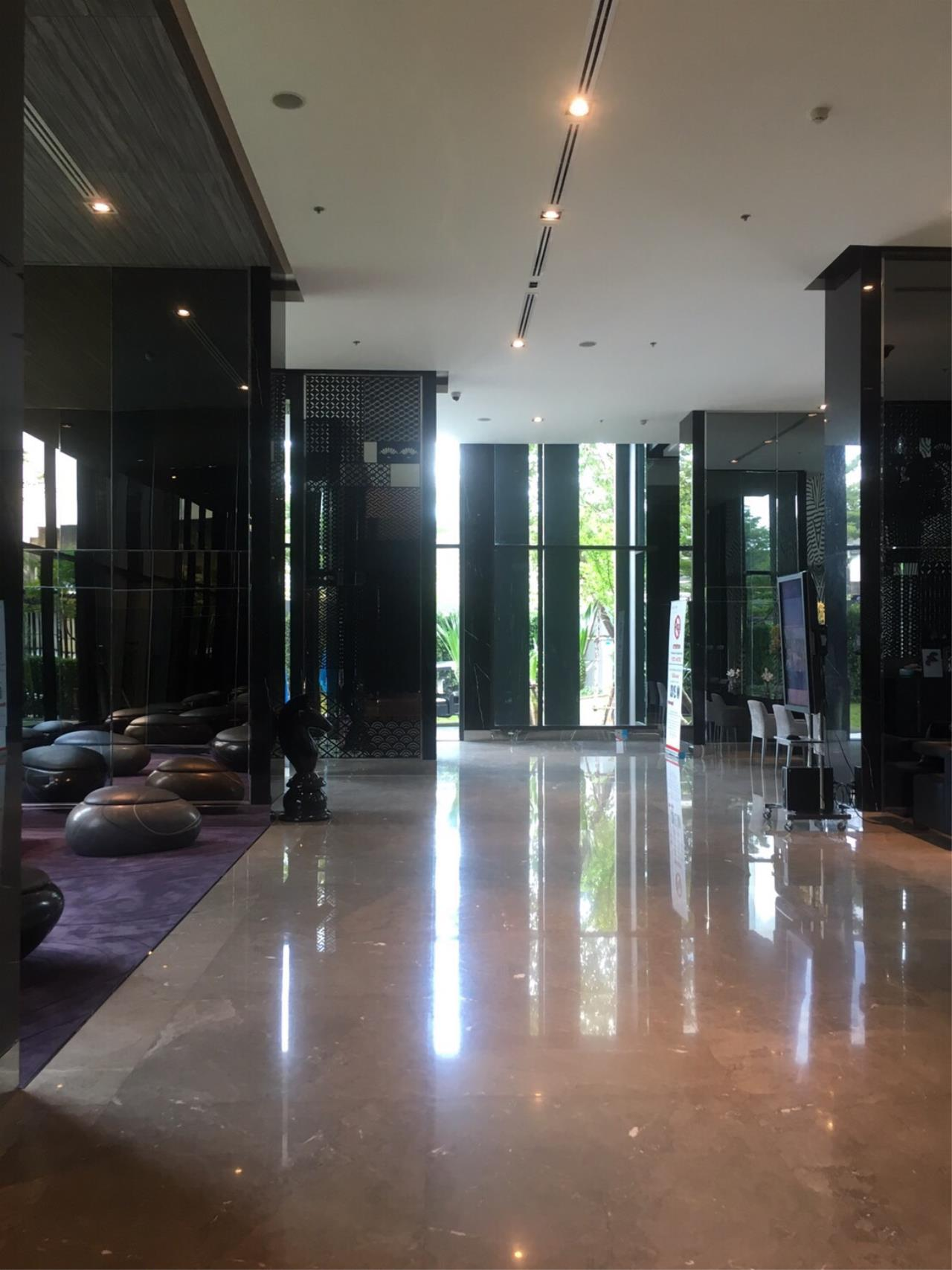 Edman & Partners Co.,Ltd. Agency's Rhythm Sukhumvit 36-38 2 beds for Rent 25