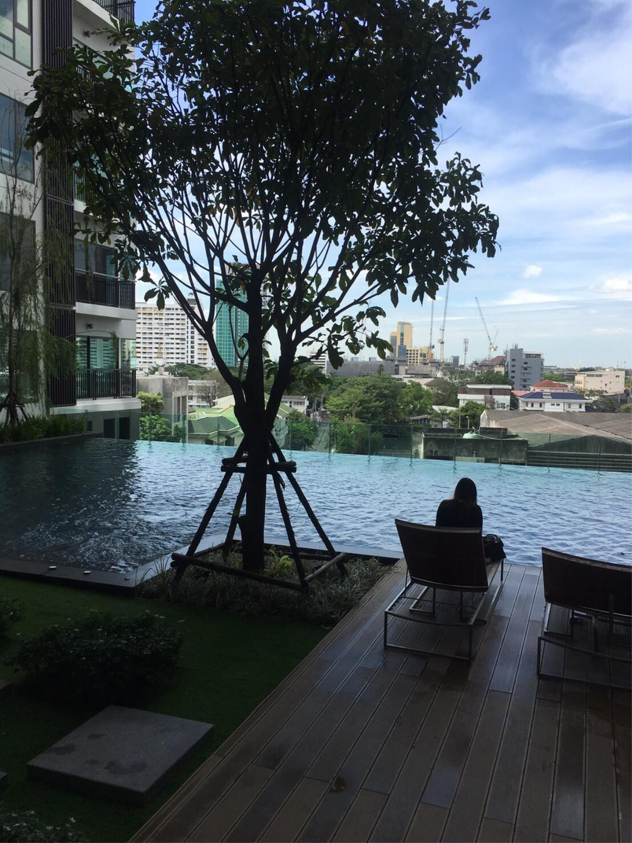 Edman & Partners Co.,Ltd. Agency's Rhythm Sukhumvit 36-38 2 beds for Rent 30