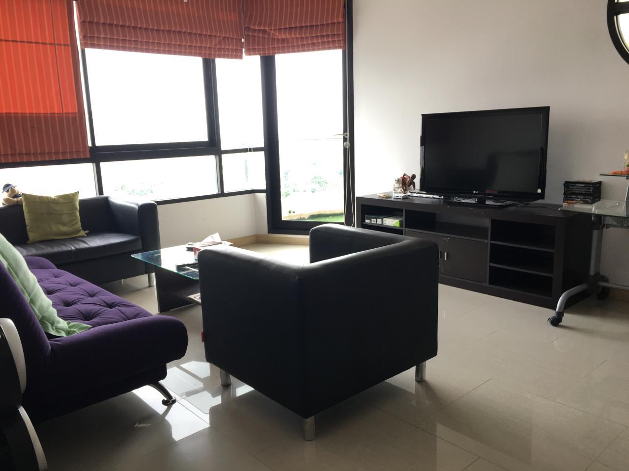 Edman & Partners Co.,Ltd. Agency's Supalai Casa Riva for Rent 5